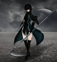 [Digital Anime] Niki's pupil: Darkness
