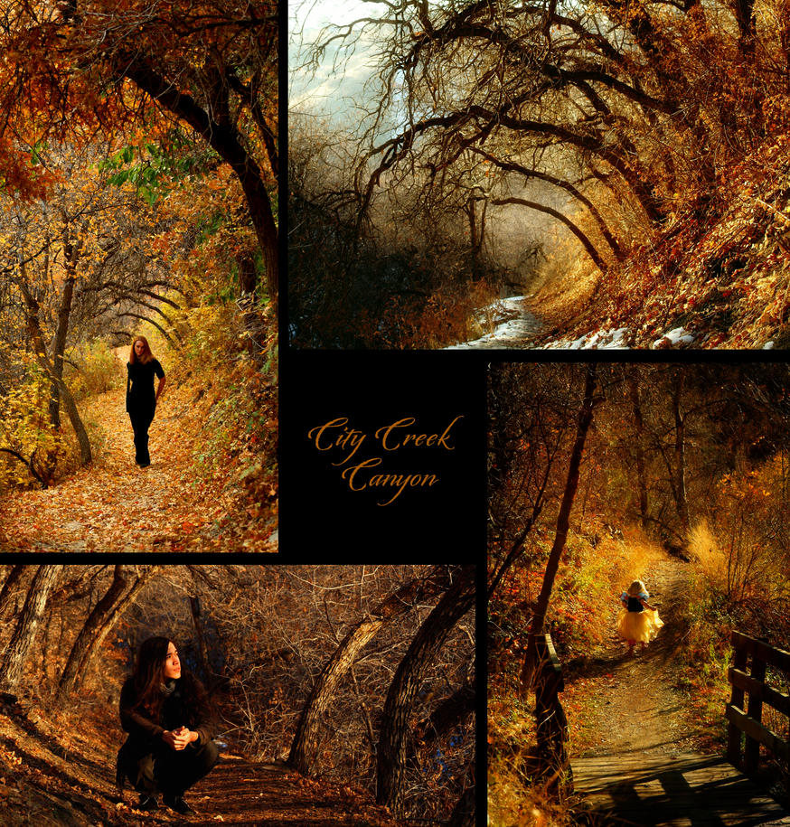 Bigger Picture - City Creek by 3feathers
