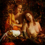 Demeter Harvest by 3feathers