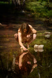 Narcissus by 3feathers