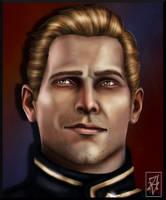 Portrait of the Commander by AuriV1