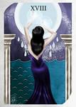 The Moon by AuriV1