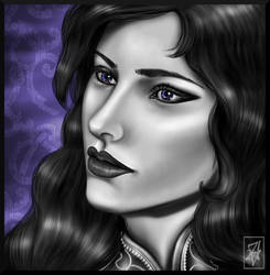 Verana-Kathryn Trevelyan by AuriV1