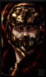 The Lion by AuriV1
