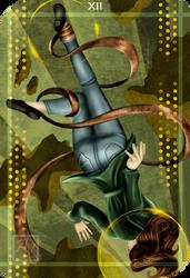 Tamsyn's Tarot Cards - The Hanged Man