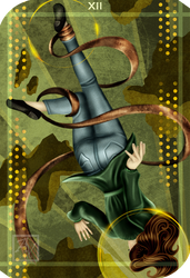 The Hanged Man by AuriV1
