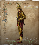 Tamsyn Ashworth - Prophetess of the Inquisition by AuriV1