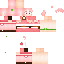 Minecraft Momoko Skin by himori