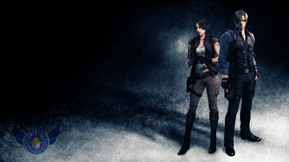 Resident Evil 6 Official Wallpaper 9 by ceriselightning