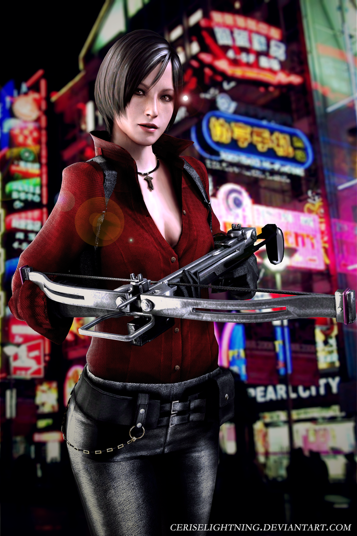 Ada Wong China by ceriselightning