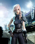 Lightning (Cloud Outfit)
