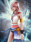 Lightning (Yuna X-2 Outfit)