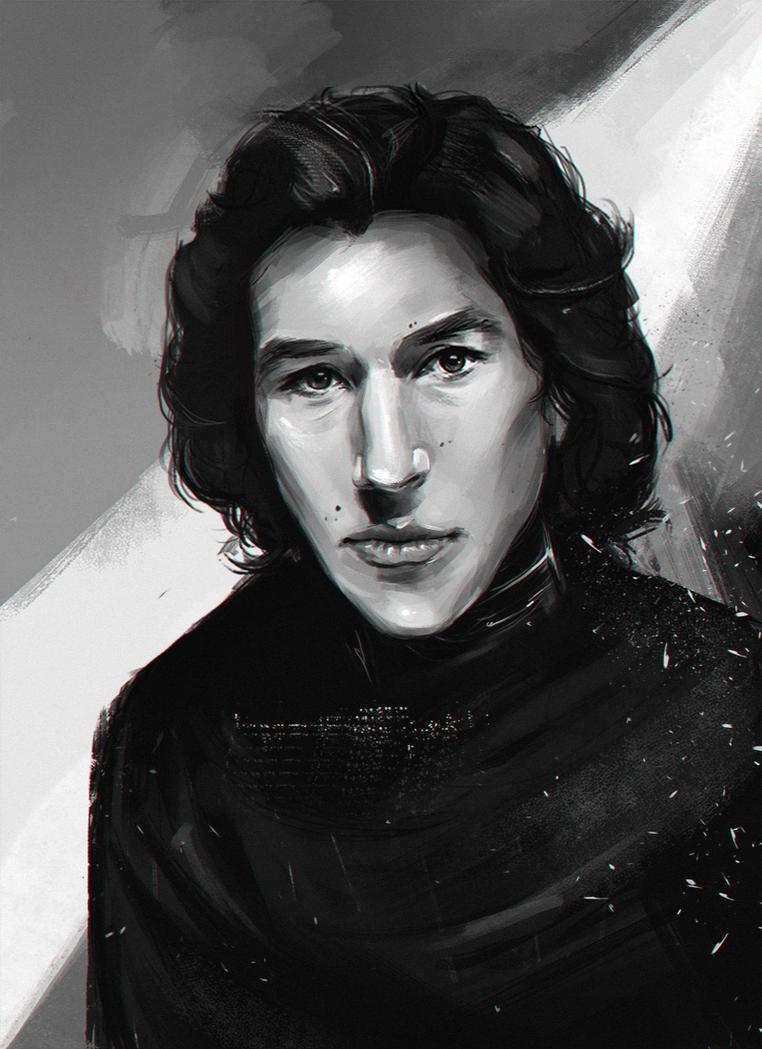 Ben Solo by FallonBeaumont