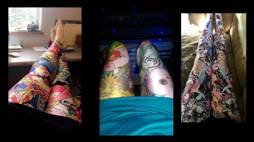 Legs Legs Legs by sjay3985