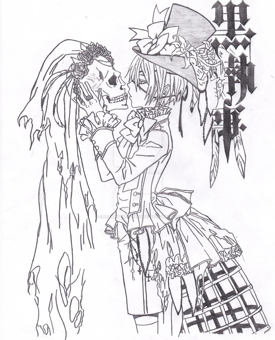Ciel Phantomhive by CrazyLittleOtaku