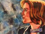 Scully by Aleksi-Ann