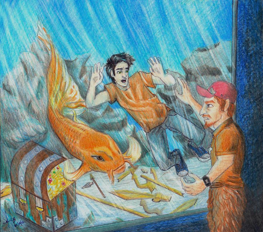 Aquarium by ana-wandmaker