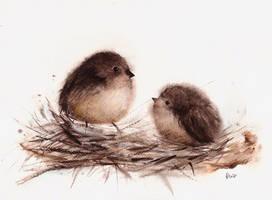 Nest by Alliot-art