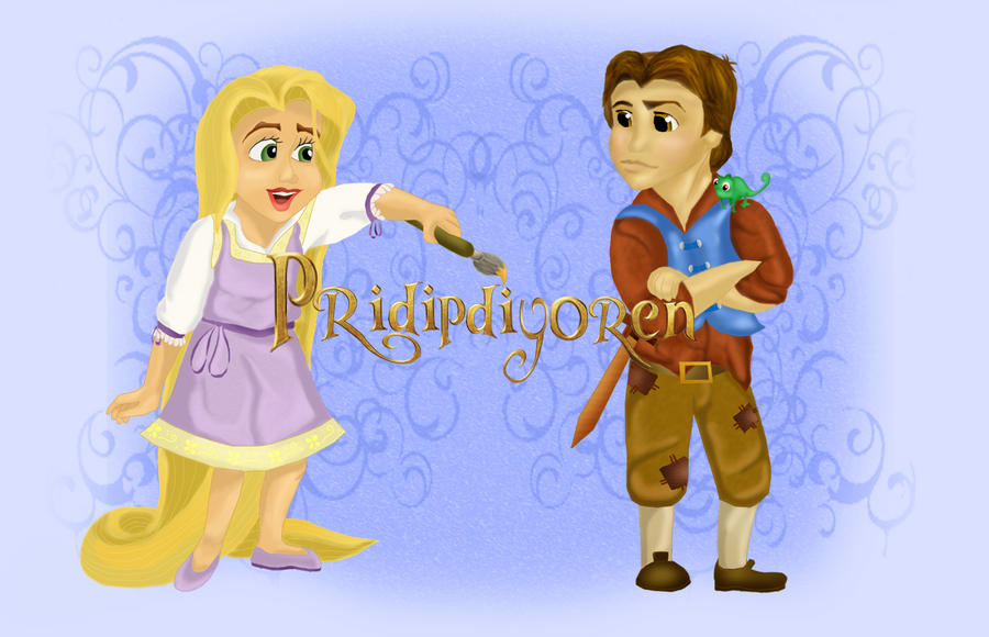 Pin Baby Rapunzel With...