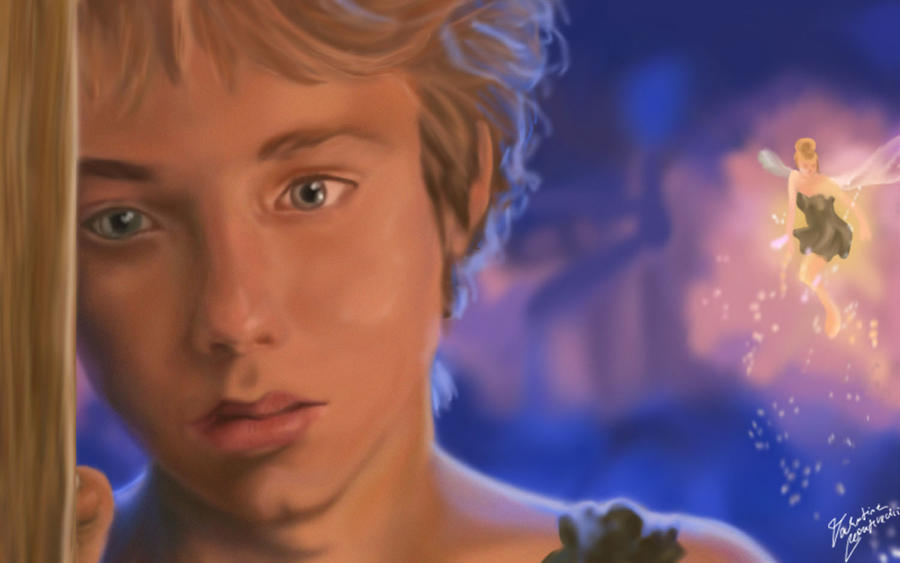 Peter Pan - Jeremy Sumpter by Pridipdiyoren