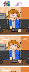 Life is life - Hard work day by Pridipdiyoren