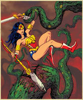 Wonder Woman by timswit