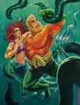 the Outrageous Aquaman