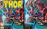 Thor side-by-side