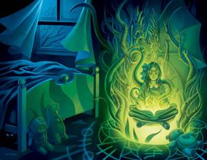 Vagabond Comics: Midnight Creepers Cover Art