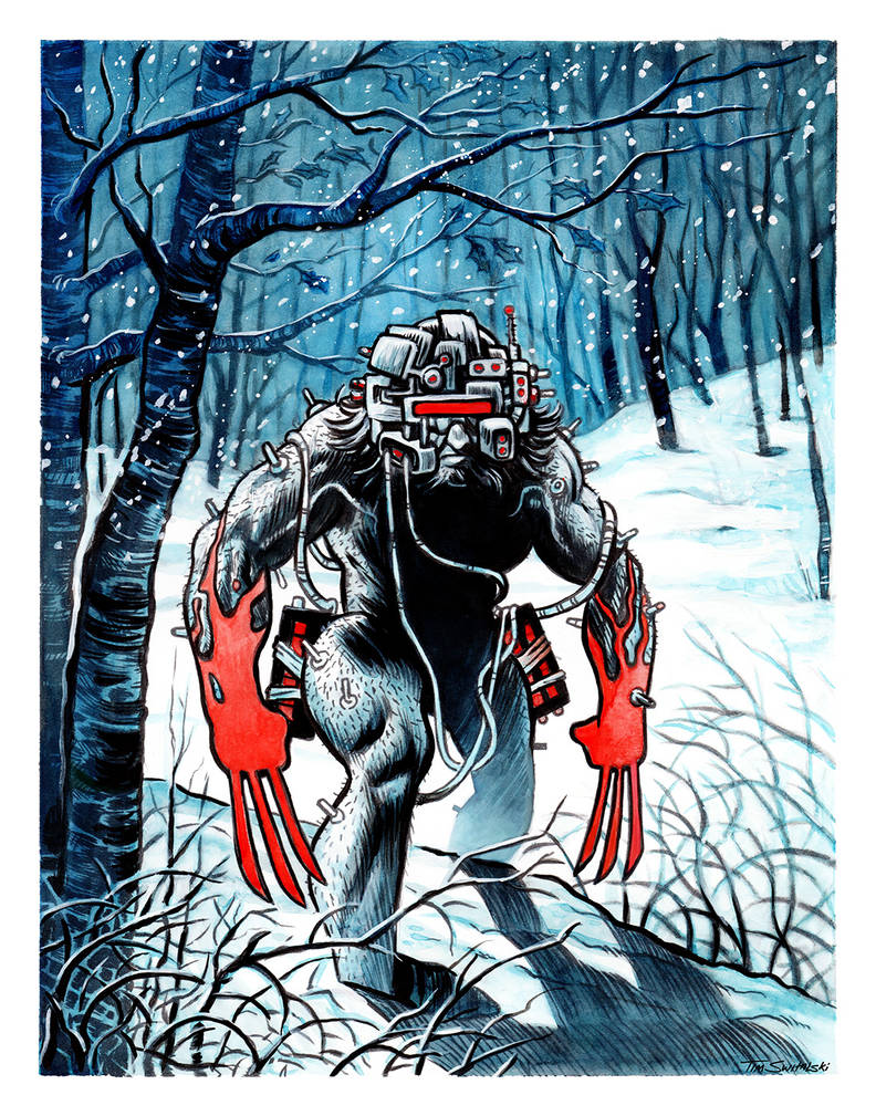 Weapon X by timswit