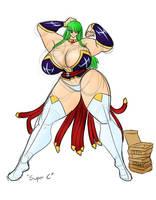 Super C by Domo-Sensei