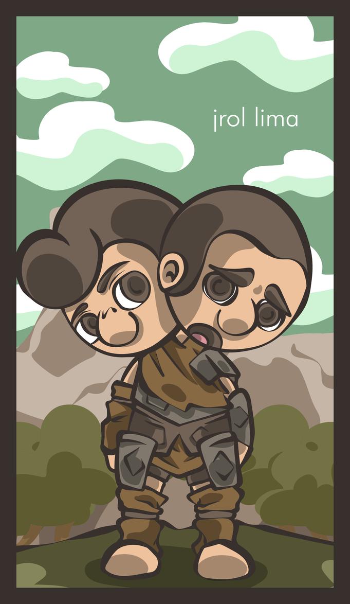 Two-head giant by jrolima