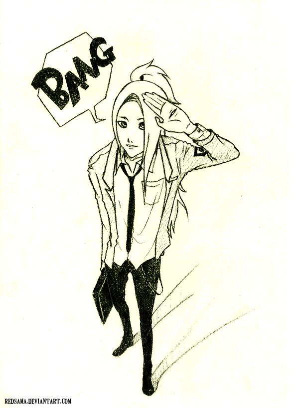 BANG by redsama