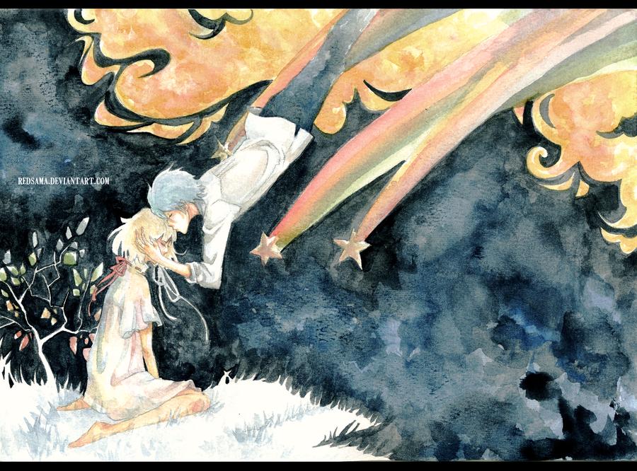 Vanilla Twilight by redsama