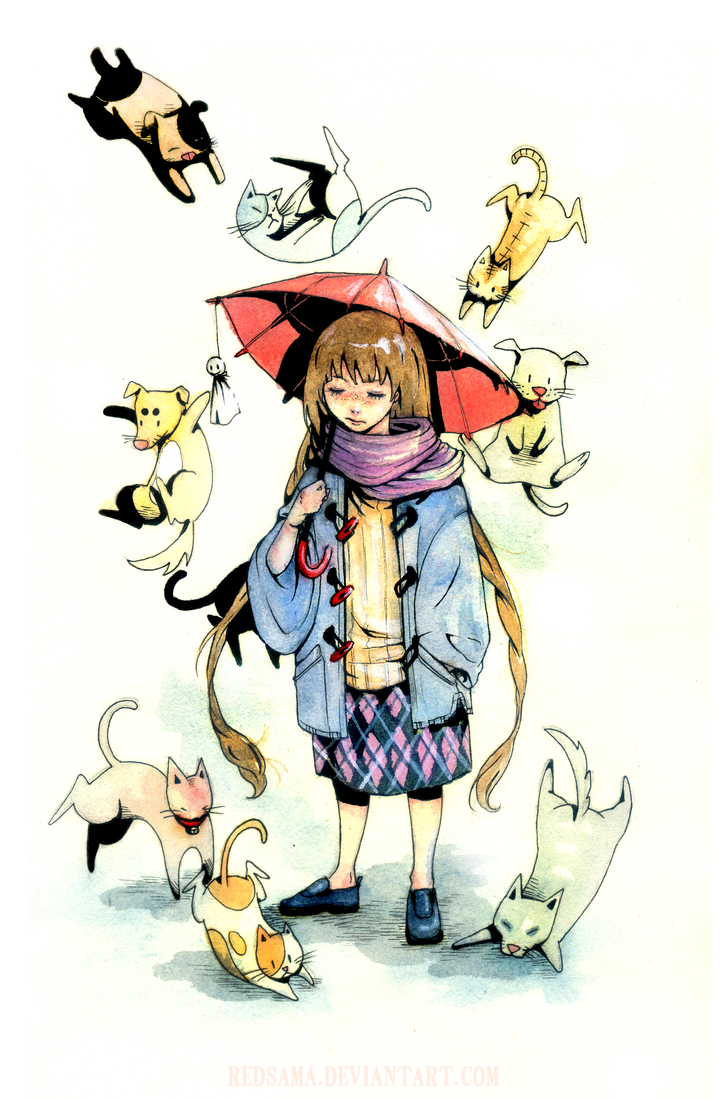 It S Raining Cats And Dogs In French