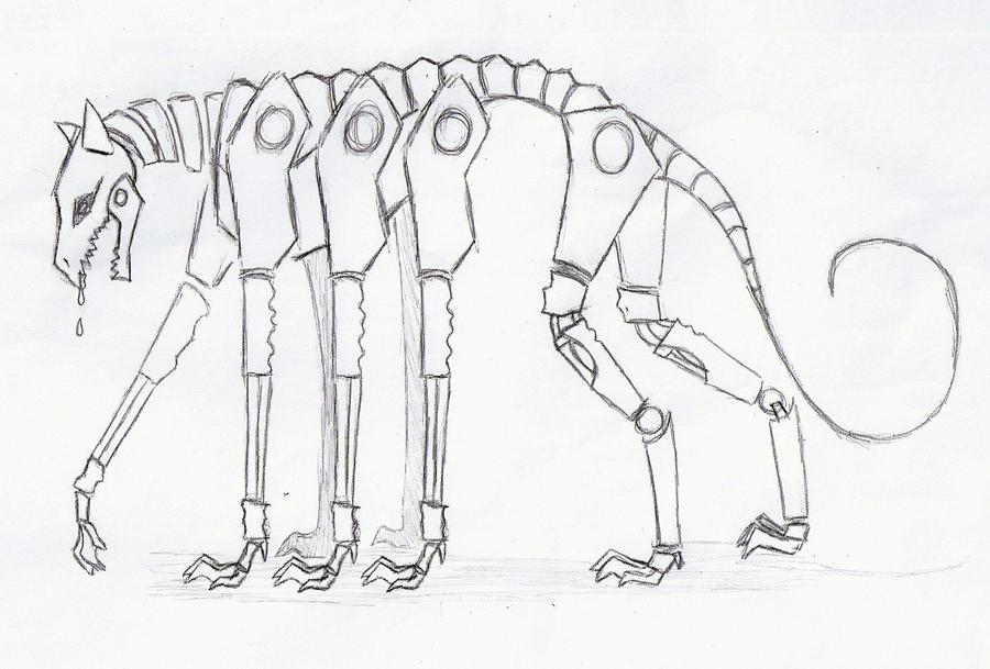 The Mechanical hound b...