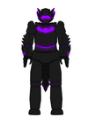 Kozorian medium armor example