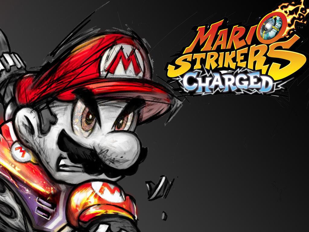Mario striker ver 2 by fierdragon on deviantart for Mario strikers coloring pages