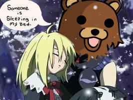 Goldie locks and the miyu bear