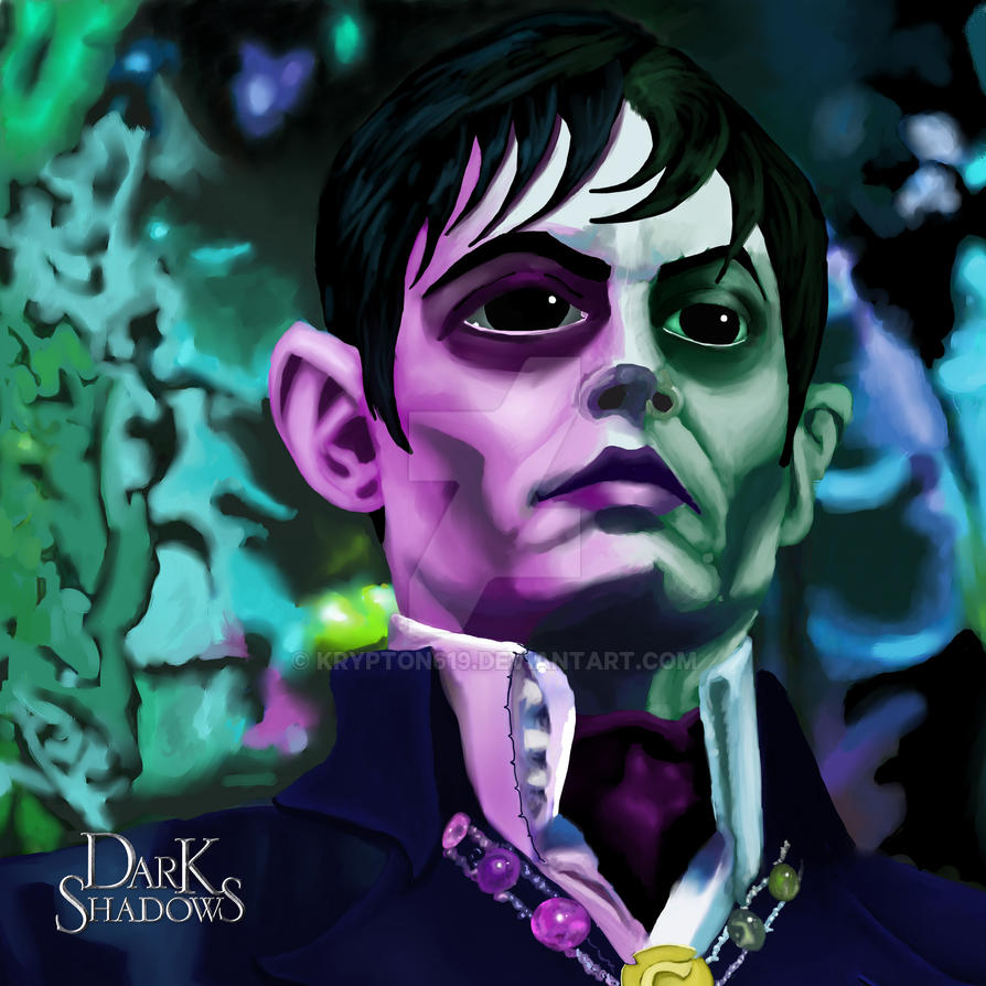 Barnabas Collins by krypton619