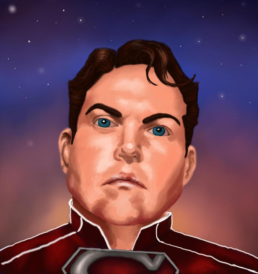Self portrait 2 by krypton619