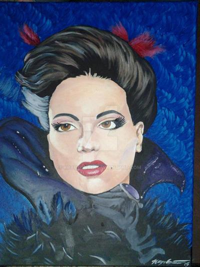 Regina Mills by krypton619