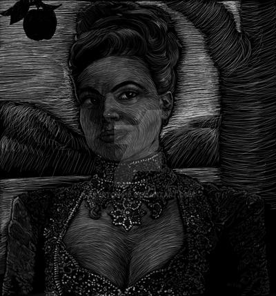 Regina Mills a by krypton619