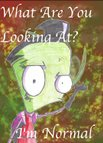 Zim normal by MangaFreak17