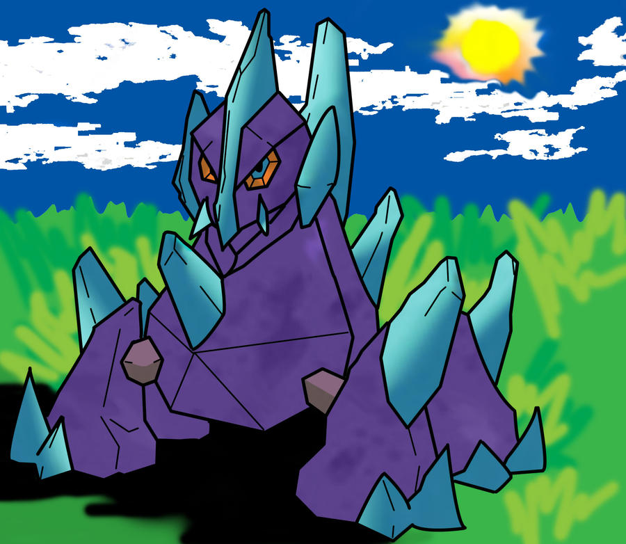 Shiny Gigalith