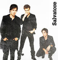Salvatore Brothers by LAURAotms
