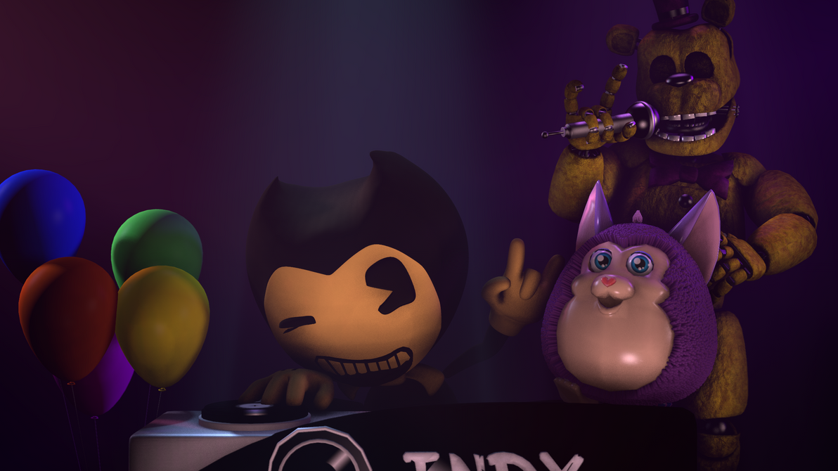 Bendy Beats by TheFNAFLoverYT