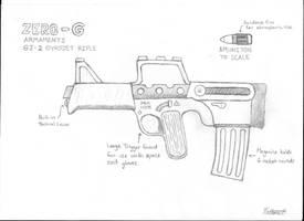 ZGA-Gyrojet Rifle