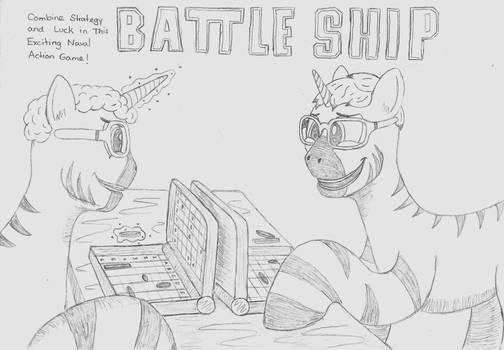 You Sank My Battleship! ATG day 13