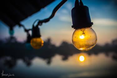 Nature light by Thanutpat